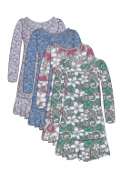 платье для девочки домашнее